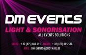 DM EVENT - Location matériel pour évenements